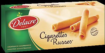 DELACRE - Cigarettes Russes