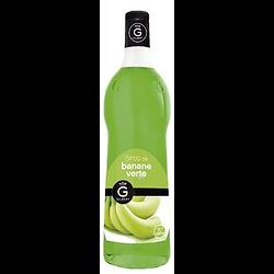 GILBERT - Sirop de Banane Verte