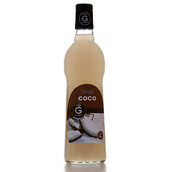 GILBERT - Sirop de Coco