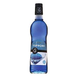 Sirop de curacao bleu 70 cl Gilbert