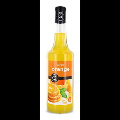 GILBERT - Sirop d'Orange