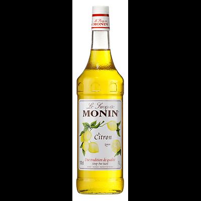 MONIN -  Sirop de Citron