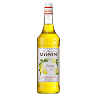 Sirop de citron 100 cl Monin