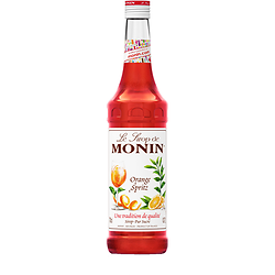 Sirop d'orange spritz 70 cl Monin