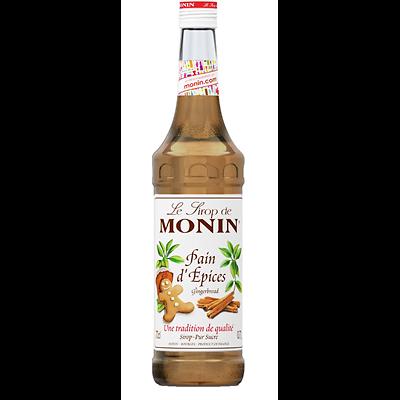 MONIN - Sirop de Pain d'Épices