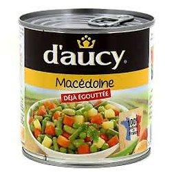 DAUCY - Macédoine de Légumes