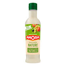 AMORA - Sauce Crudité Nature
