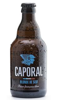 Bière Artisanale Caporal Blonde de Soif 4x33cl