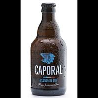 Bière Artisanale Caporal Blonde de Soif X4