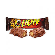 Lion Barre Chocolatée