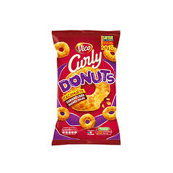 CURLY - Donuts