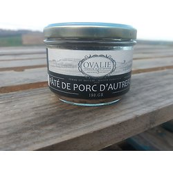 OVALIE - Pâté de Porc Tradition Artisanal