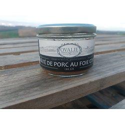 OVALIE - Pâté au Foie Gras Artisanal