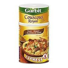 GARBIT - Couscous Royal