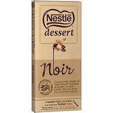 NESTLÉ - Noir Dessert