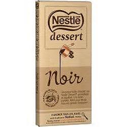 NESTLE - Noir Dessert
