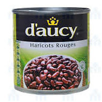 DAUCY - Haricots Rouges 800g