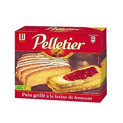 LU - Pelletier Pain Grillé Froment