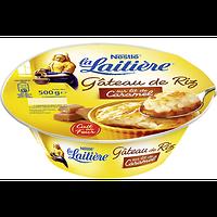 LA LAITIÈRE - Gâteau de Riz au Caramel 500G