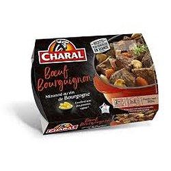 CHARAL - Boeuf Bourguignon Mitonné au Vin de Bourgogne