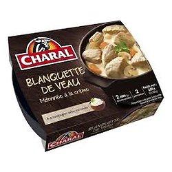 CHARAL - Blanquette de Veau Mitonnée à la crème