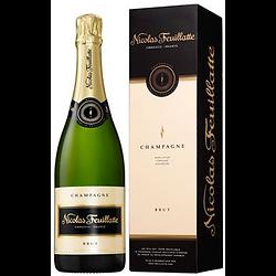NICOLAS FEUILLATE - Champagne Brut