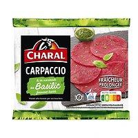 CHARAL - Carpaccio Basilic