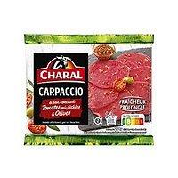 CHARAL - Carpaccio Tomates mi-séchées & olives