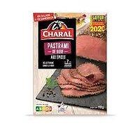 CHARAL - Pastrami de boeuf aux épices