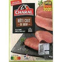 CHARAL - Rôti Cuit de Boeuf