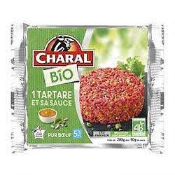 CHARAL - Tartare Bio et sa sauce