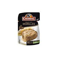 CHARAL - Sauce aux morilles