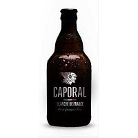 CAPORAL - Bière Blanche de France - 4x33cL