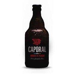 CAPORAL - Bière artisanale Rousse de plaisir 4x33cl