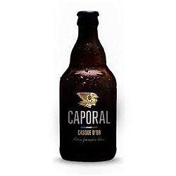 CAPORAL - Bière artisanale Casque d'Or 4x33cL