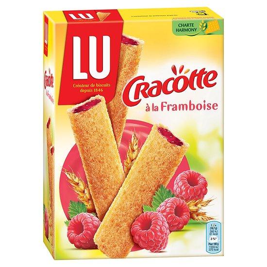 LU - Cracotte - Craquinette Framboise