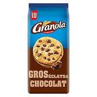 LU - Granola - Cookies Gros éclats de chocolat