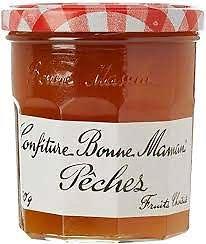 BONNE MAMAN - Confiture - Pêches