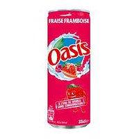 OASIS - Fraise Framboise 33cL