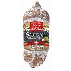 SALAISONS DU MONT-BLANC - Saucissons Aux Noisettes