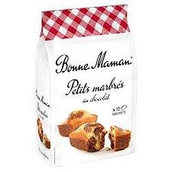 BONNE MAMAN - Petits Marbrés au Chocolat