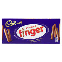 CADBURY - L'Original Finger