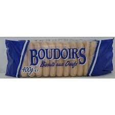 BOUDOIRS - Biscuits Aux Oeufs 400G