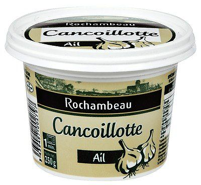 ROCHAMBEAU - Cancoillotte à l'Ail