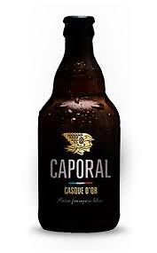 CAPORAL - Bière artisanale Casque d'Or 33cl