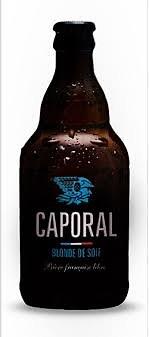 CAPORAL - Bière artisanale Blonde de Soif 33cl