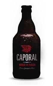 CAPORAL - Bière artisanale Rousse de Plaisir 33cl