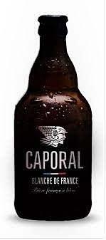 CAPORAL - Bière artisanale Blanche de France 33cl