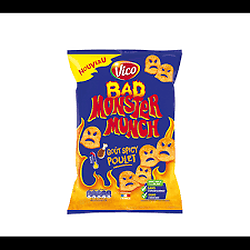 MONSTER MUNCH - Goût Spicy Poulet