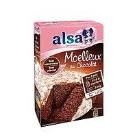 ALSA - Préparation pour moelleux au chocolat